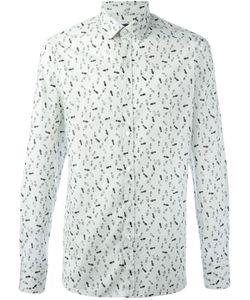 Lanvin | Рубашка С Узором