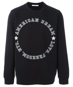 Givenchy | American Dream Printed Sweatshirt