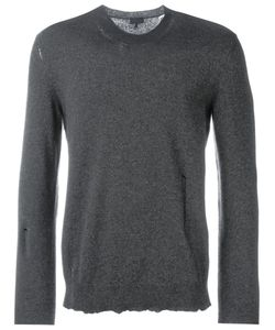 Lanvin | Frayed Classic Jumper