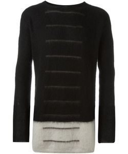 Rick Owens | Colour Block Long Length Jumper