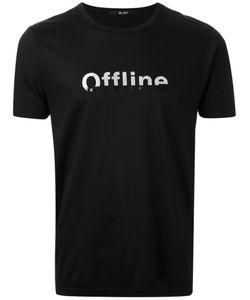 HL HEDDIE LOVU | Футболка С Принтом Offline