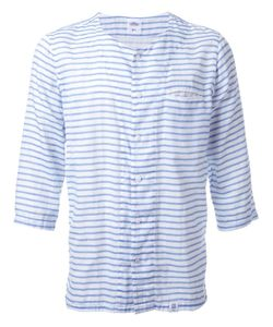 Bedwin & The Heartbreakers | Striped Henley T-Shirt