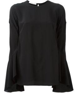 Givenchy | Блузка С Расклешенными Рукавами