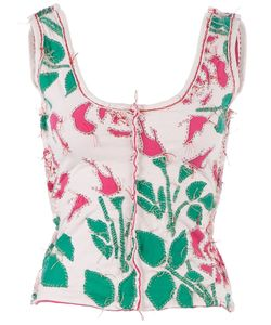 PROJET ALABAMA | Patterned Tank Top