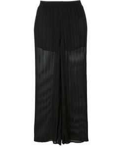 OUTSOURCE IMAGES | Sheer Palazzo Trousers