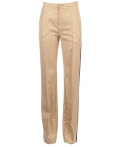 Bouchra Jarrar | Wide Tailored Trousers