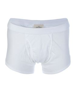 THE WHITE BRIEFS | Trunks