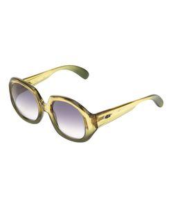 Christian Dior Vintage | Двухцветные Солнцезащитные Очки