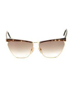 MISSONI VINTAGE | Square Frame Sunglasses