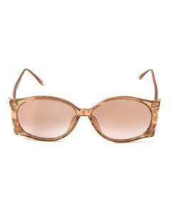 Christian Dior Vintage | Овальные Солнцезащитные Очки