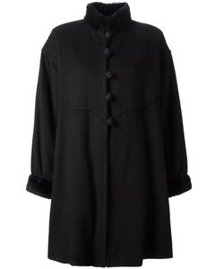 Saint Laurent | Yves Vintage Cape Style Coat