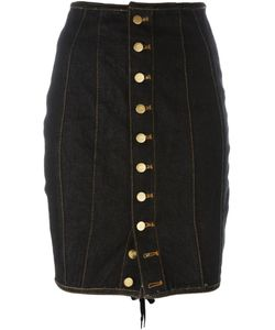 JEAN PAUL GAULTIER VINTAGE | Junior Gaultier Laced Pencil Skirt