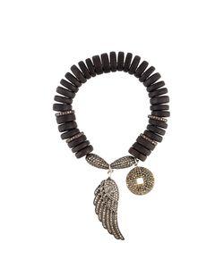 Carole Shashona   Serenity Soul Wing Diamond Bracelet