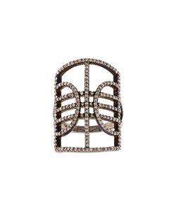 Carole Shashona   Mercury Diamond Ring