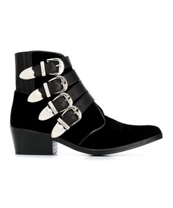 Toga | Buckle Ankle Boots