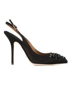 Dolce & Gabbana | Туфли-Лодочки С Украшением