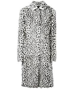 Givenchy | Пальто С Леопардовым Принтом
