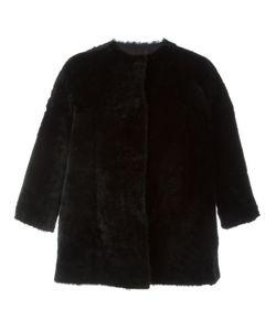 SALVATORE SANTORO | Faux Fur Cropped Jacket