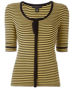 Marc Jacobs | Striped Fine Knit Top