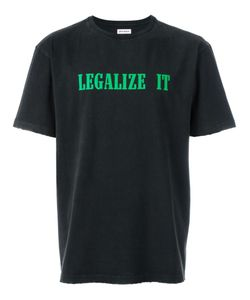 PALM ANGELS | Футболка Legalize It