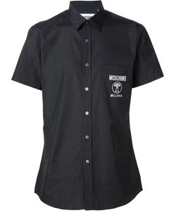 Moschino | Logo Patch Pocket Shirt