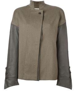 GIANFRANCO FERRE VINTAGE | Куртка С Панельным Дизайном