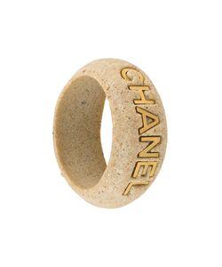 Chanel Vintage | Массивный Браслет С Логотипом