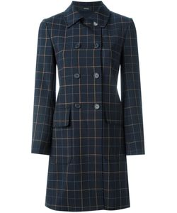 Theory | Checked Coat