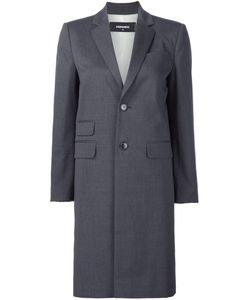 Dsquared2 | Однобортное Пальто
