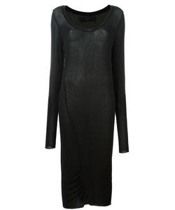 Marc Le Bihan | Платье С Глубоким Вырезом