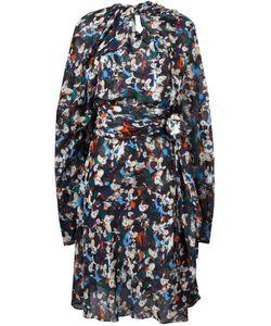 Maison Margiela | Платье Со Сплошным Принтом