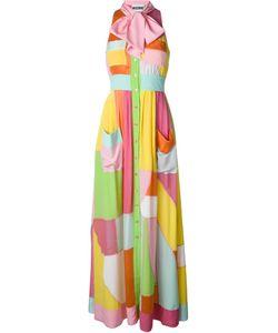 Moschino | Платье Колор-Блок