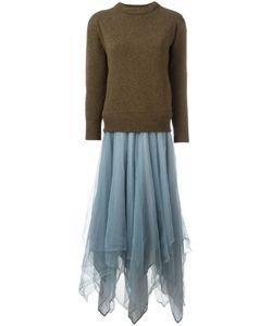 Marc Le Bihan | Платье Из Двух Частей
