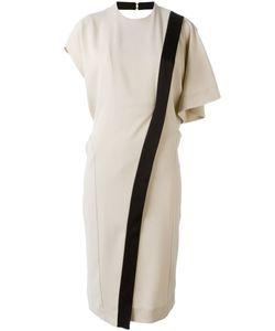 MAME | Платье С Диагональной Полосой