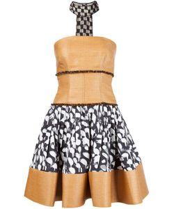 Sophie Theallet | Платье С Панельным Дизайном