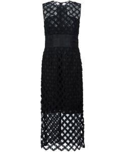 Sophie Theallet | Платье С Перфорированным Дизайном