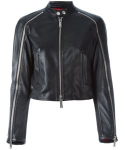 Dsquared2 | Zip Detail Biker Jacket
