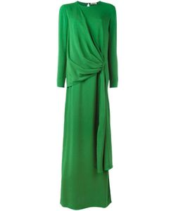 Lanvin | Платье С Драпировкой