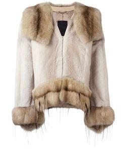 Liska | Куртка С Панельным Дизайном
