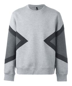 Neil Barrett | Colour Block Sweathshirt
