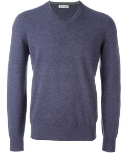 Brunello Cucinelli | V-Neck Jumper