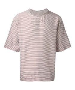 Lucio Vanotti | Striped Boxy T-Shirt