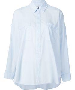 Helmut Lang | Рубашка С Вырезами На Плечах