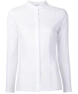 Sophie Theallet | Рубашка С Перфорированным Дизайном
