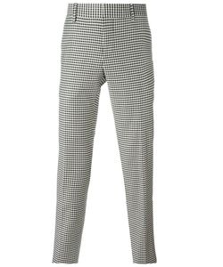 Bally   Checked Tailored Trousers