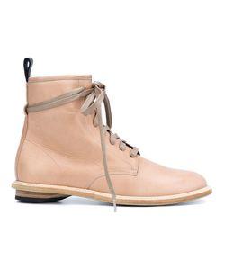 VALAS | Ботинки На Шнуровке