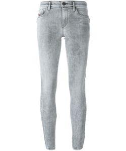 Diesel   Side Zip Skinny Jeans