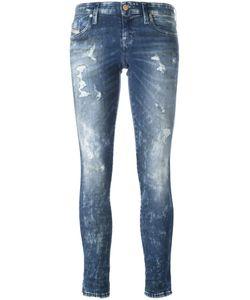 Diesel | Distressed Skinny Jeans