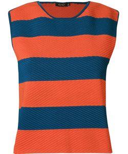 Gig | Striped Knit Tank Top