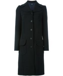 Jil Sander Navy | Однобортное Пальто